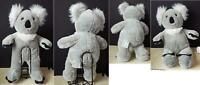 "BUILD A BEAR Workshop Stuffed KOALA Plush BABW Animal Toy 16"" Gray"