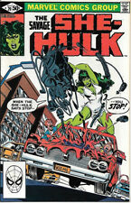 The Savage She-Hulk Comic Book #20 Marvel Comics 1981 NEAR MINT