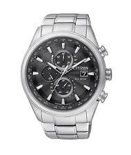 Elegante Quarz - (solarbetriebene) Armbanduhren mit Chronograph