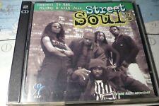 STREET SOUL 3 - RESPECT TO R&B, HIPHOP & ACID JAZZ - Doppel CD