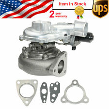 Turbocharger w/ Electronic Actuator For Toyota LandCruiser Hilux 3.0L 1KD-FTV