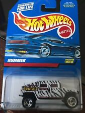 1997 HOT WHEELS HUMMER DIECAST #858 - New In Package