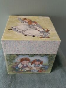 "Bobs nesting boxes ""Special Friends"" set of 7 hard to find"