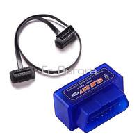 Mini ELM327 V2.1 OBD2 II Bluetooth Diagnostic Car Auto Interface Scanner Tool