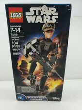NIB Lego Disney Star Wars #75119 Sergeant Jyn Erso Buildable Figure