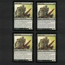 GOLGARI THUG Playset x 4 Uncommon, Lot Magic the Gathering - NM/NP Ravnica