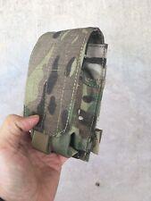 Flyye Tactical Smoke Flash Grenade Pouch Molle Webbing Case Cordura Multicam