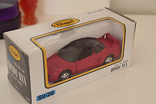 Diapet Honda Nsx 1991 Red 1/43 scale diecast model