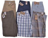 DOCKERS Men's Casual Cotton Khaki Shorts Choose Style Color & Size