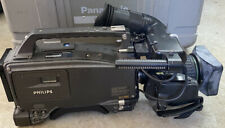 PHILIPS DVCPRO DIGITAL TAPE VIDEO CAMERA LDK 700N Canon YH18 Professional Tested