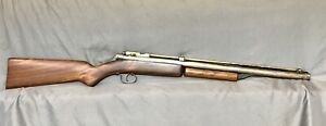 Vintage Benjamin Model 312 .22 Cal Pump Air Rifle Pellet Gun