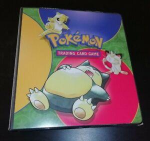 Pokémon - Binder / Album Raccoglitore - WOTC - Ultra Pro - Base Set - #1