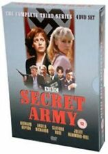 Secret Army - The Complete BBC Series 3 [DVD], DVD | 5019322325871 | New