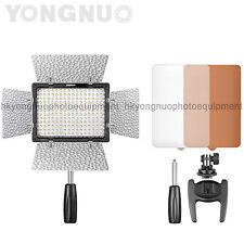 Yongnuo YN-160 III LED Video Light 5500K with Digital Display Screen + DC Port