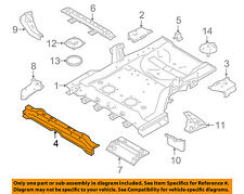 NISSAN OEM 15-18 Murano FLOOR PAN-REAR BODY-Front Extension G45155AAMA