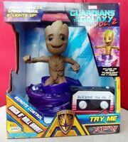 Groot Marvel XPV 2017 Guardians of the Galaxy Vol 2 RocknRoll Dancing Baby GROOT
