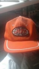 Orange Joy Coal Mining Machinery Hat Joy Global vintage trucker