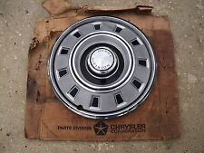 NOS 68 DODGE CHARGER HUBCAP