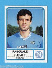 PANINI CALCIATORI 1983/84 -Figurina n.181- CASALE - NAPOLI -Rec