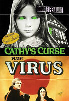 Cathy's Curse + Virus aka Hell of the Living Dead NEW DVD Frolic Horror Double