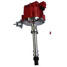HEI Distributor Red Cap High Performance For Chevy/gm Big Block 65k Small Block