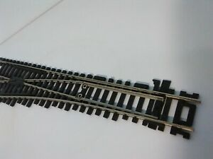 Atlas Item 281,  Ho Scale, Nickel Silver, Code 100 #4 Turnout - Left
