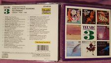 COMPILATION - TELARC COLLECTION VOLUME 3. CD TELARC