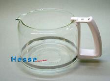 KRUPS Glaskrug F 034.70 blanc 10 tasses pour DUOTHEK u.a