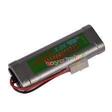 7.2v 6800mah NiMH Rechargeable Battery RC Kyosho Tamiya