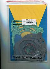 Oberes Ende Dichtungssatz KTM200 KTM 200 1998-2002 SX EXC XC Mitaka