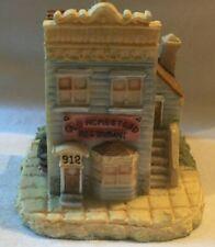 "Vintage 1994 Liberty Falls Village 3"" Old Homestead Restaurant Ah44 Collectible"