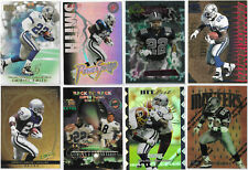 Emmitt Smith Blowout! Football Singles - Base and Insert 1990-1998 You Pick