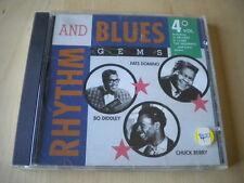 Rhythm and Blues gems vol. 41989 CDFats Domino Chuck Berry Bo Diddley Turner