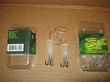 mudville catfish dip worm 2 packs