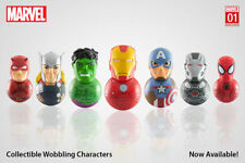 Marvel Universe Character Miniature Figurines