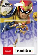 Amiibo Captain Falcon (Super Smash Bros Series) Brand New - Region Free