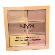 NYX Conceal Correct Contour Palette 3CP02 Medium (Concealer, Contour, Bronzer)