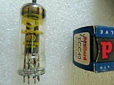 Lot de 4 Supports B8A Chassis pour tubes ECC40 RIMLOCK EL41,AZ41,EF40,etc..