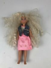 Mattel Barbie's Sister Stacy Doll W/ Polly Pocket Doll &  Backpack 1994