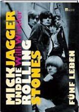 Mick Jagger und die Rolling Stones von Willi Winkler (2002, Gebundene Ausgabe)