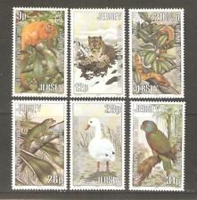 1984 Jersey-SG 324/329-Wildlife Preservation-UMM