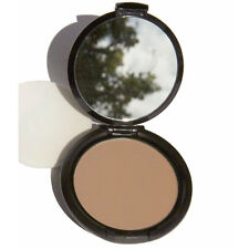 Mineral Powder Foundation, Light Caramel, Compact with Sponge, by Masquerade