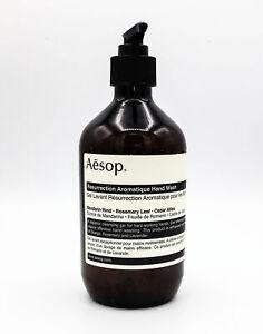 Aesop Resurrection Aromatique Hand Wash 500ml - NEW