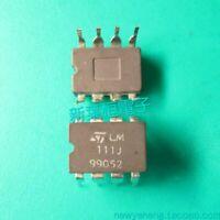 1PCS LM111J/883Q Encapsulation:CDIP-8,