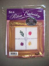 Silk Ribbon Primer sampler kit unopen Bucilla