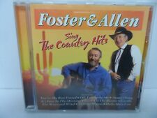 Foster and Allen - Foster and Allen Sing the Country Hits CD