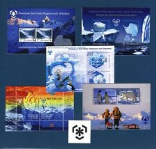 PRESERVE THE POLAR REGIONS AND GLACIERS 2009-12 each available to buy seperately