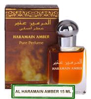 Haramain Amber 15 ml Concentrated Oil By Al Haramain Perfumes