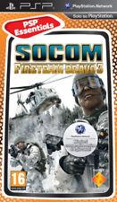 Sony SOCOM Fireteam Bravo 3 (essentials) PSP ITA
