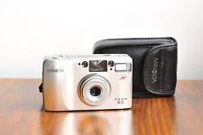 MINOLTA  AF Zoom 60     Compact 35mm Film Camera         w/ Minolta case